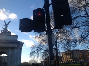 Pegasus Crossing at Hyde Park Corner